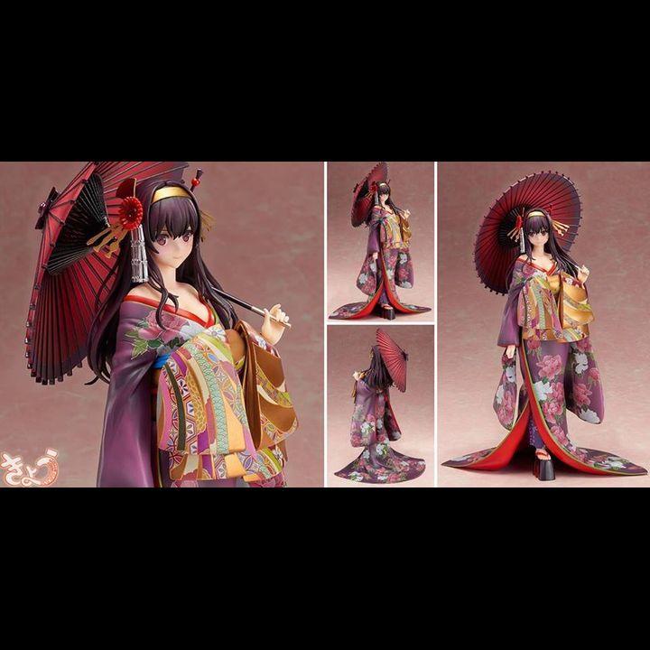 PVC 1/8 Kasumigaoka Utaha - Kimono Ver.