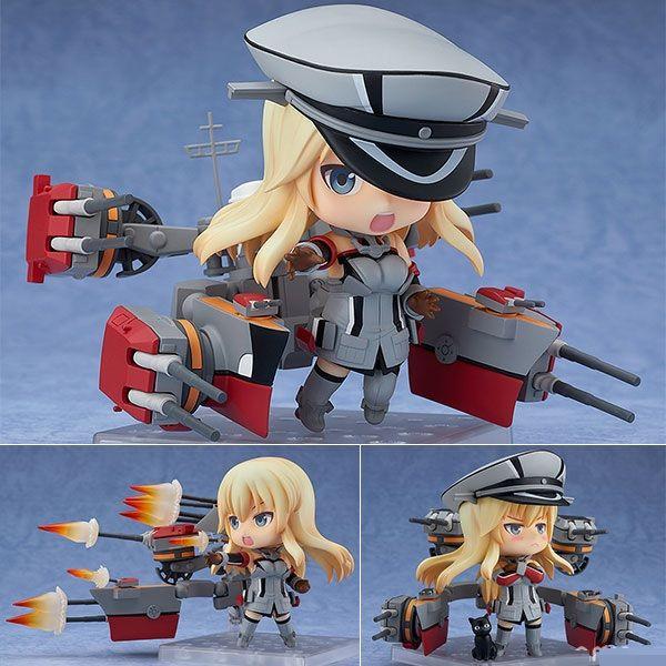 Nendoroid Bismarck Kai - Kantai Collection