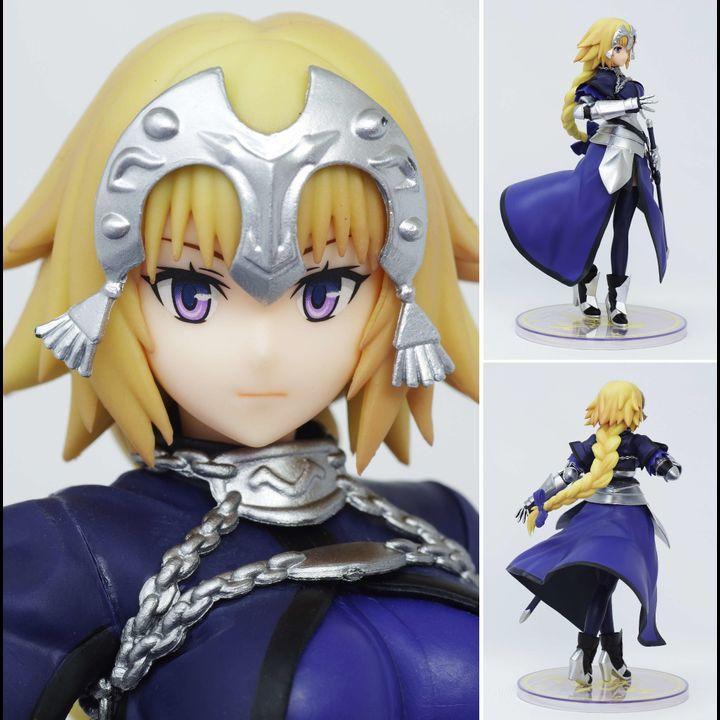 Super Premium Figure Ruler Jeanne (22cm)