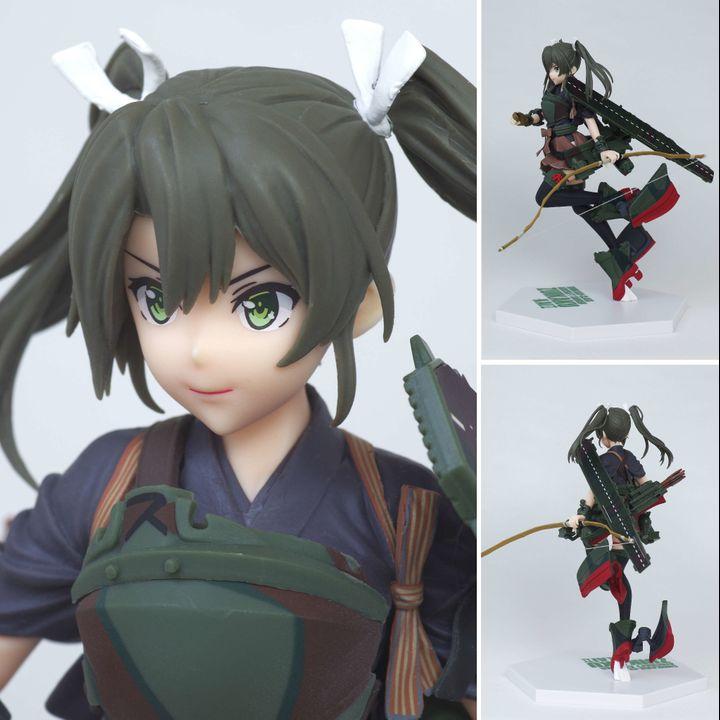 Super Premium Figure Zuikaku Kai Ni (20cm)
