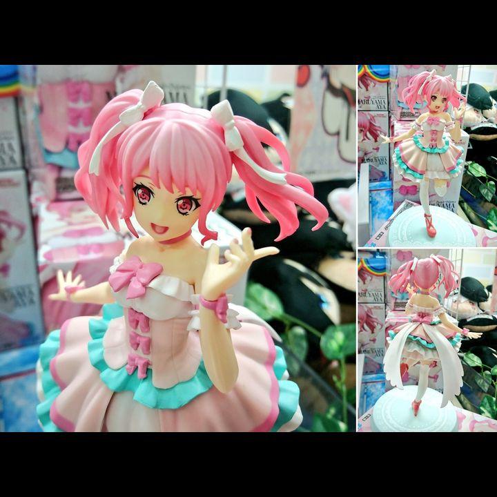Super Premium Figure Maruyama Aya - BanG Dream Vocalist Collection (20cm)
