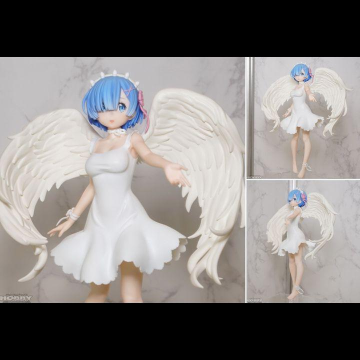 Limited Premium Figure Rem - Oni Tenshi Ver. (22cm)