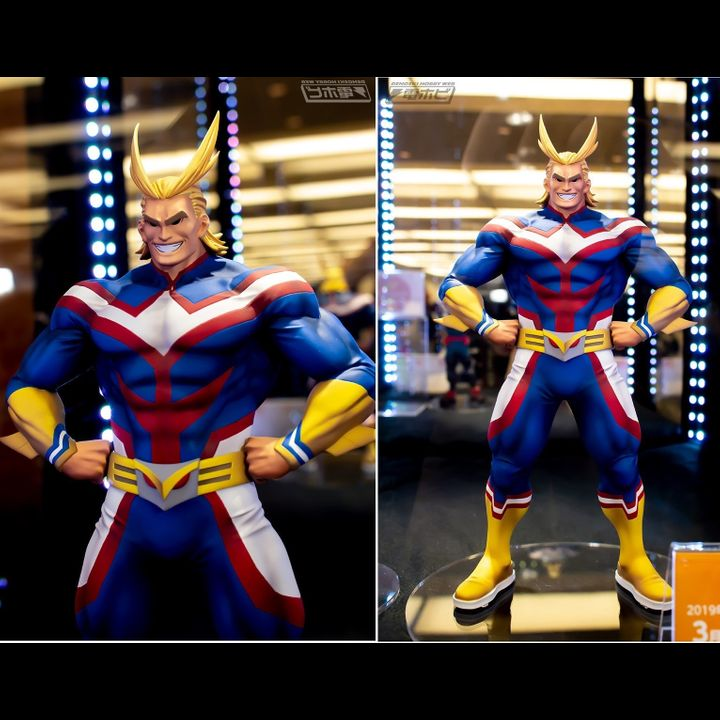 [JAPVER] Age of Heroes Figure All Might - Boku no Hero Academia (15cm)