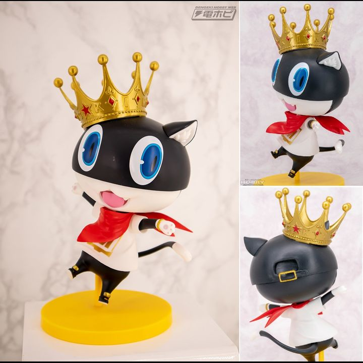 Premium Figure Morgana - Persona 5 Dancing Star Night (20cm)