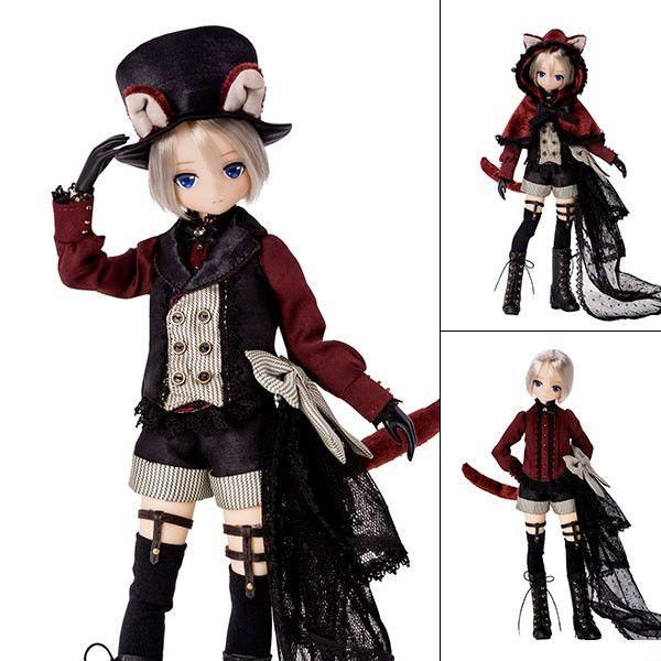 Pure Neemo Doll 1/6 Kairu / Cheshire Cat