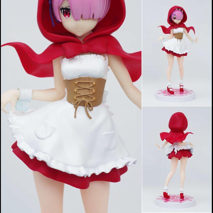 Super Special Series Figure Ram - Red Hood Ver. (21cm)