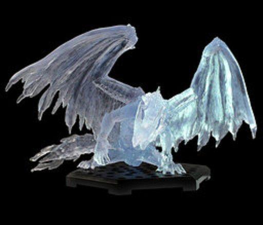 Capcom Figure Builder Xeno'jiiva Clear Ver. - Monster Hunter Standard Model Plus Vol. 12