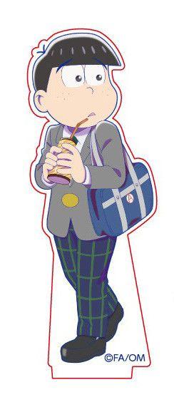 Osomatsu-san The Movie Original Illustration Karamatsu Acrylic Stand