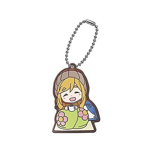 Yurucamp Capsule Rubber Mascot Aoi Inuyama