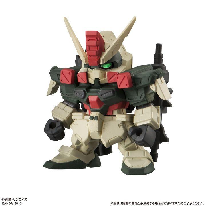 Gundam Gashapon Senshi Forte 07 GAT-X103 Buster Gundam