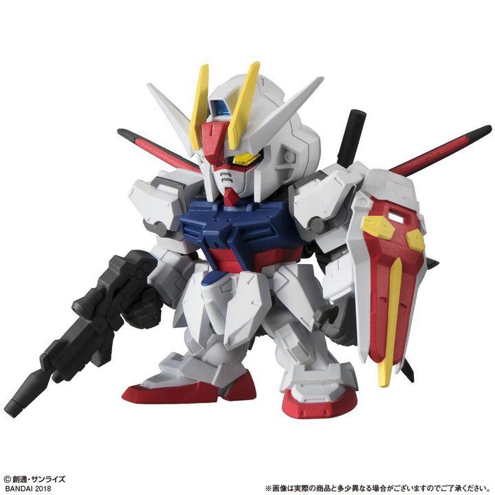 Gundam Gashapon Senshi Forte 07 Aile Strike Gundam F038