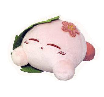 Kirby's Dream Land Fuwafuwa Collection Plush Kirby Sakuramochi (11cm)