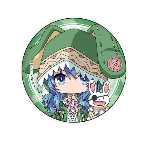 Can Badge  Date A Live III  02 Yoshino (Mini Character)