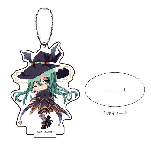 Acrylic Stand Key Chain  Date A Live III  04 Natsumi (Mini Character)
