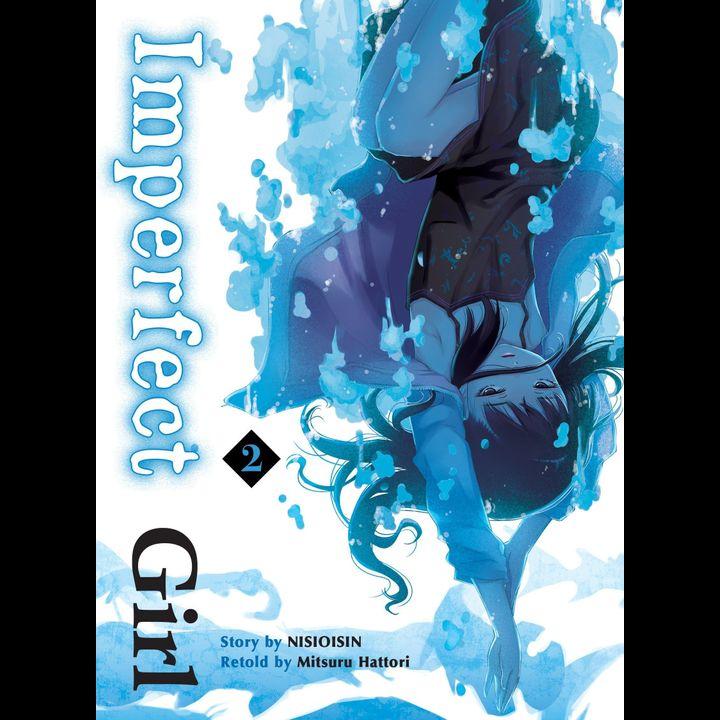 Manga Imperfect Girl Vol. 2