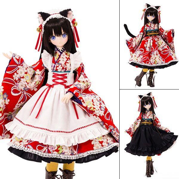 Doll 1/3 Alice - Black Cat Rondo