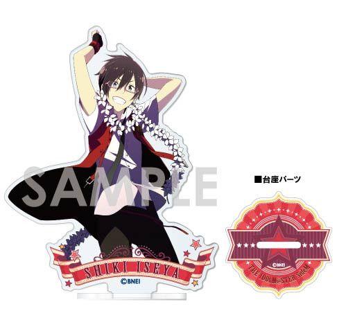 The Idolmaster SideM Acrylic Stand -1st STAGE & 2nd STAGE- G Iseya Shiki