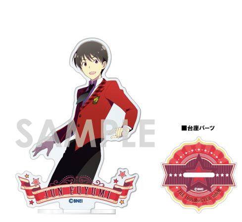 The Idolmaster SideM Acrylic Stand -1st STAGE & 2nd STAGE- J Fuyumi Jun