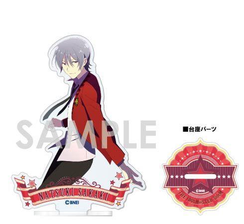 The Idolmaster SideM Acrylic Stand -1st STAGE & 2nd STAGE- K Sakaki Natsuki