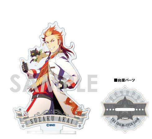 The Idolmaster SideM Acrylic Stand -1st STAGE & 2nd STAGE- L Akai Suzaku