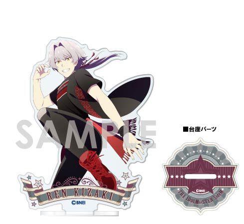 The Idolmaster SideM Acrylic Stand -1st STAGE & 2nd STAGE- O Kizaki Ren
