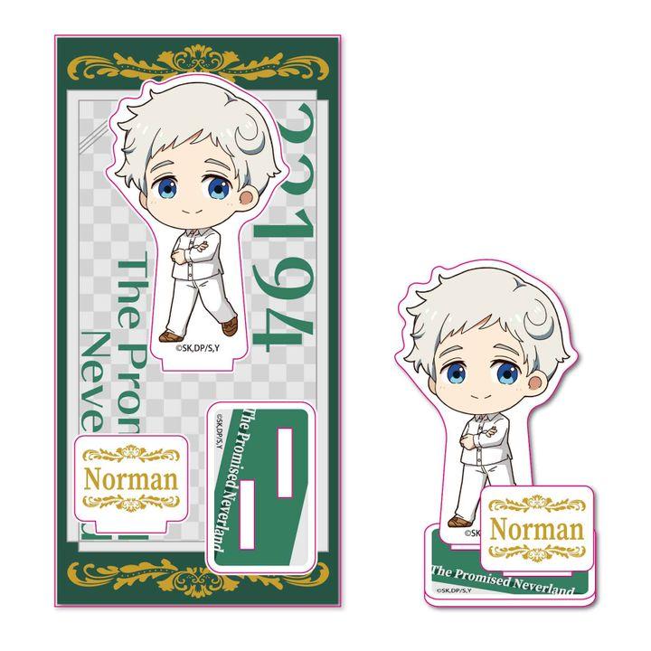 The Promised Neverland TEKUTOKO Acrylic Figur Norman