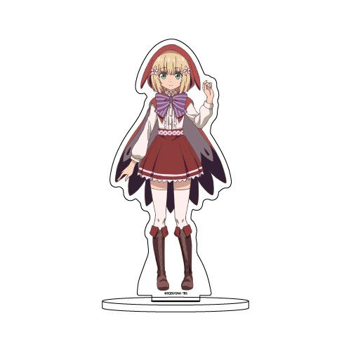 Chara Acrylic Figur Grimms Notes The Animation 07 Red Riding Hood