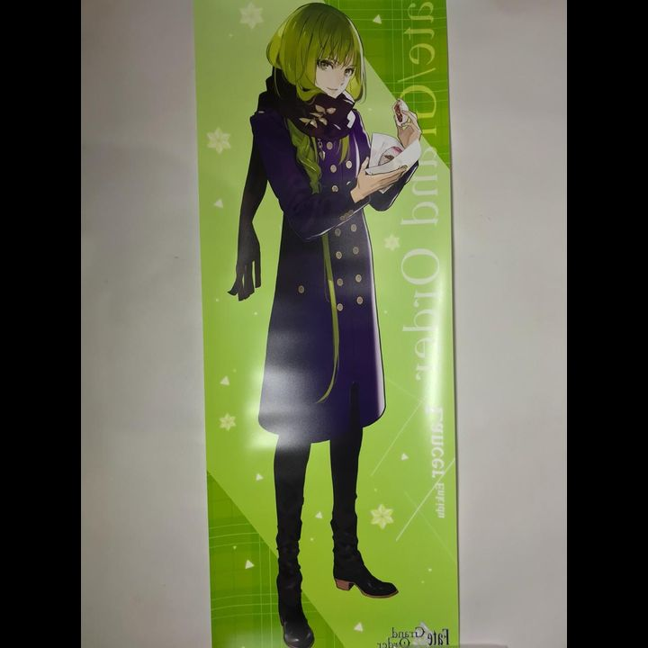 Fate X LAWSON Mini Poster Enkidu (18x51cm)