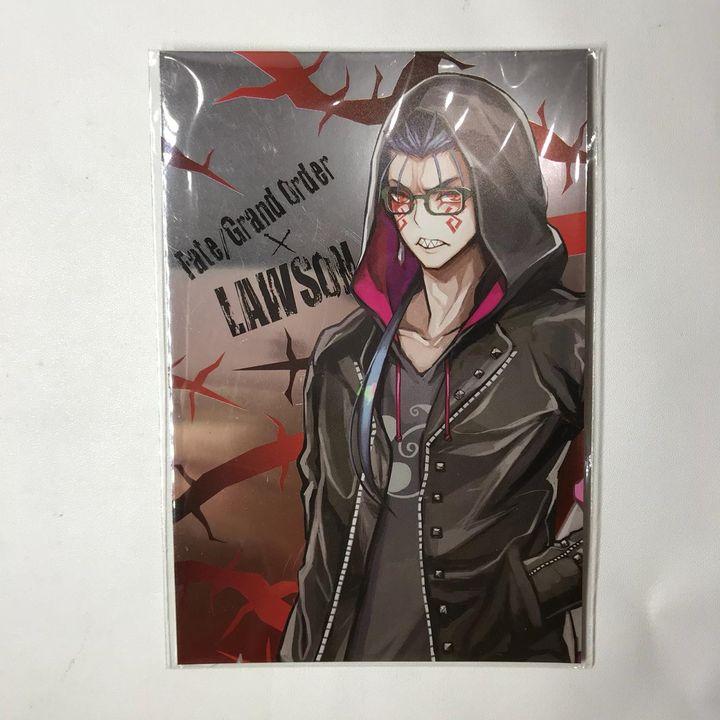 Fate / Grand Order X LAWSON Metallic Bromide Chu Chuulain Alter