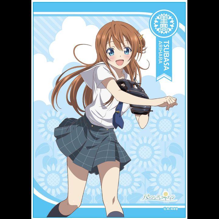 Hachigatsu no Cinderella Nine A4 Multi Cloth 1 Arihara Tsubasa