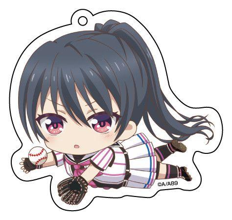 Hachigatsu no Cinderella Nine Gororin Acrylic Key Chain 2 Shinonome Ryo