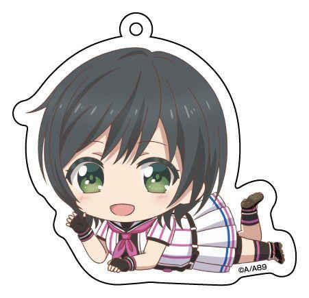Hachigatsu no Cinderella Nine Gororin Acrylic Key Chain 4 Kawakita Tomoe