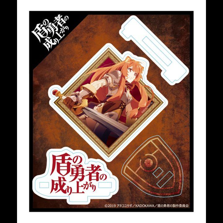 The Rising of the Shield Hero Art Acrylic Stand Raphtalia Ver.