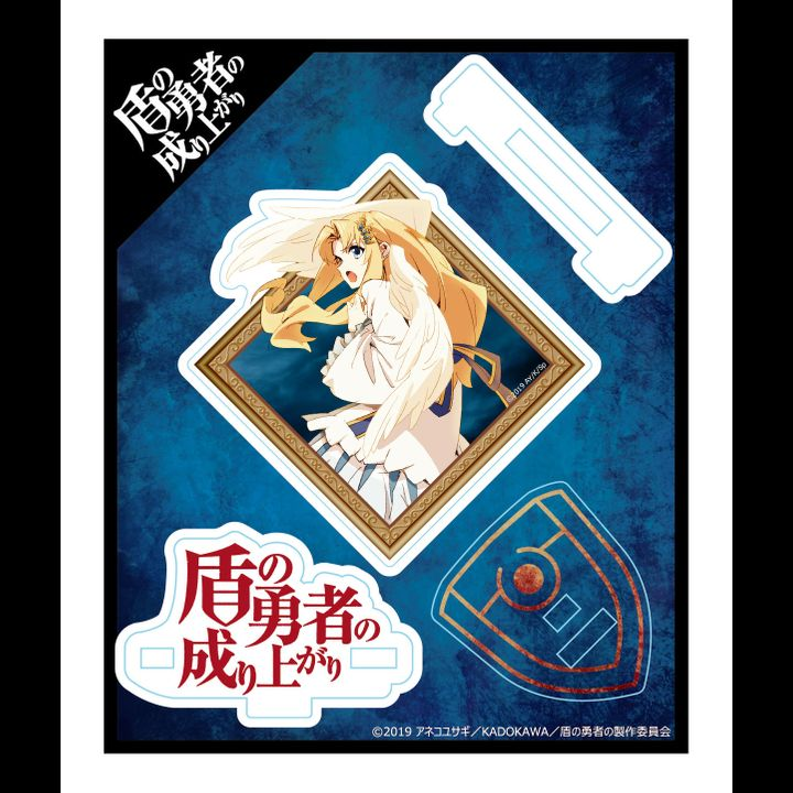 The Rising of the Shield Hero Art Acrylic Stand Filo Ver.