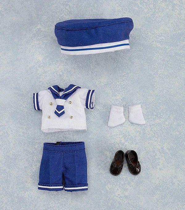 Nendoroid Doll : Outfit Set (Sailor Boy)