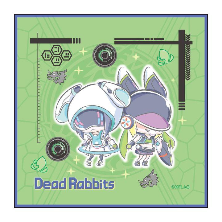 Monster Strike Design produced by Sanrio Hand Towel Dead Rabbits UN-Ltd.
