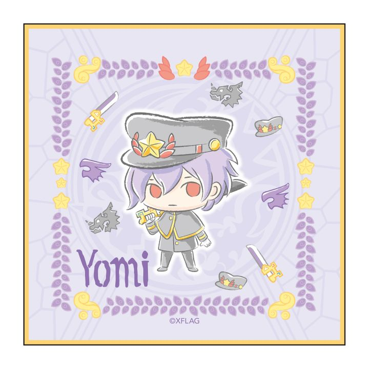 Monster Strike Design produced by Sanrio Hand Towel Yomi