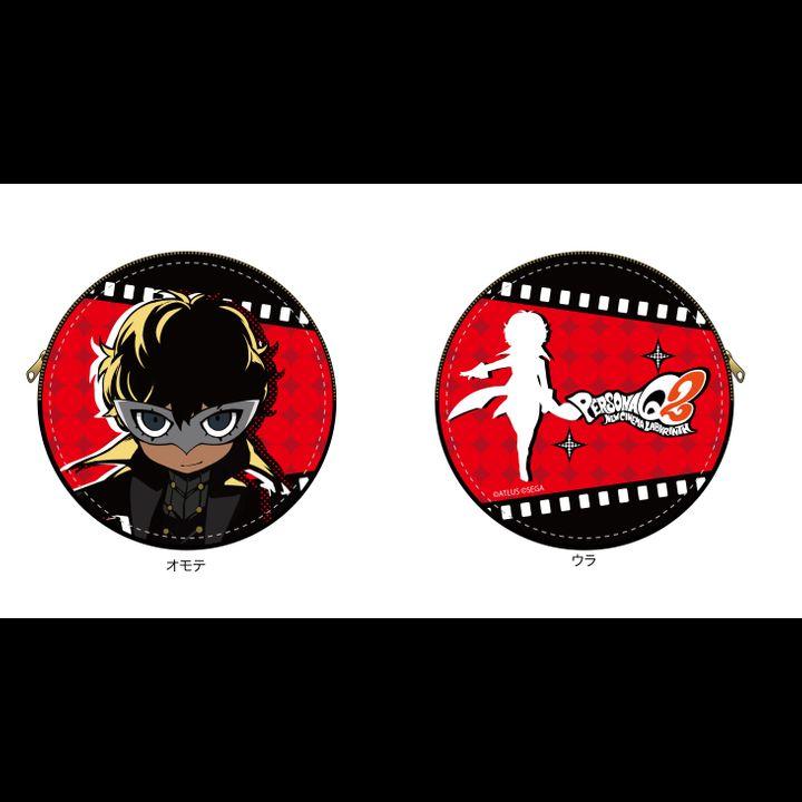 PERSONAQ2 New Cinema Labyrinth Coin Case P5 Ver.