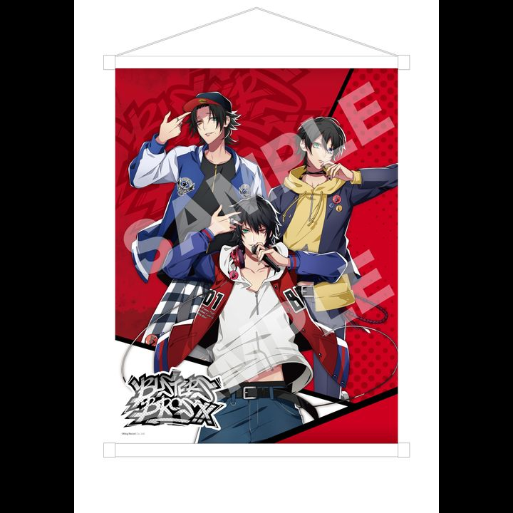 Hypnosismic -Division Rap Battle- B2 Tapestry Buster Bros!!!