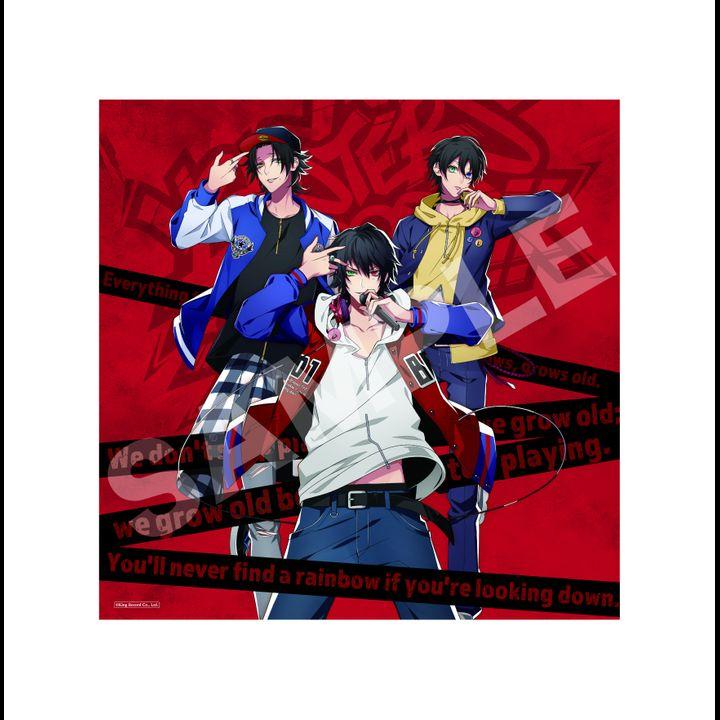 Hypnosismic -Division Rap Battle- Cushion Buster Bros!!!