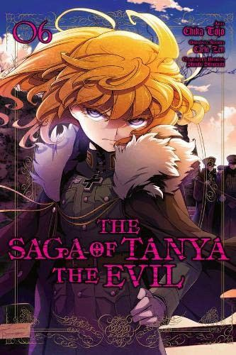 Manga The Saga of Tanya the Evil Vol. 6