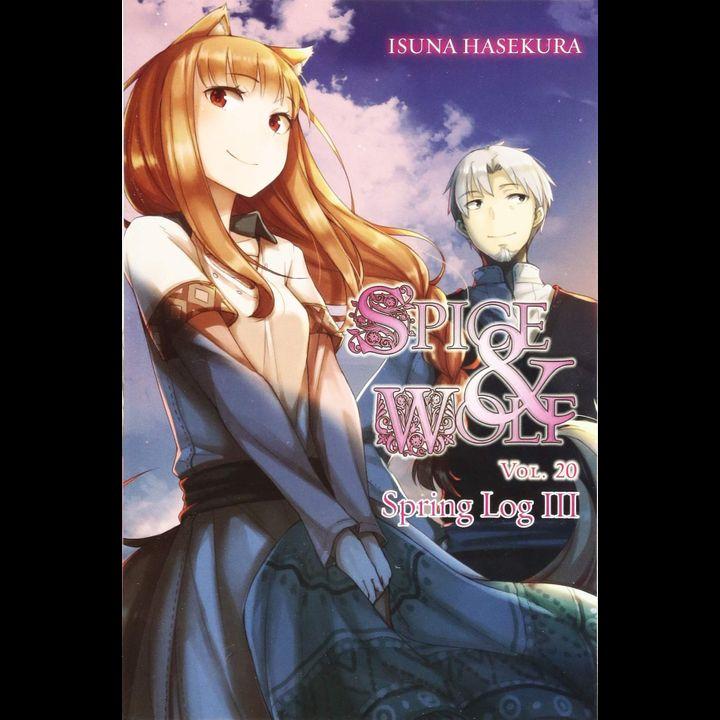 Light Novel Spice and Wolf Vol. 20
