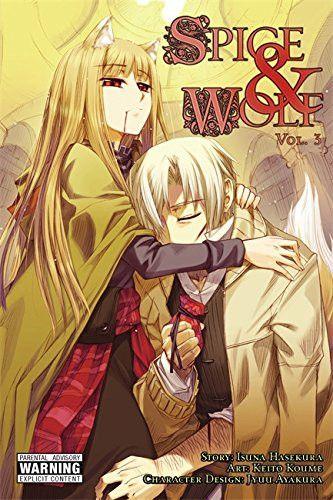 Manga Spice and Wolf Vol. 3