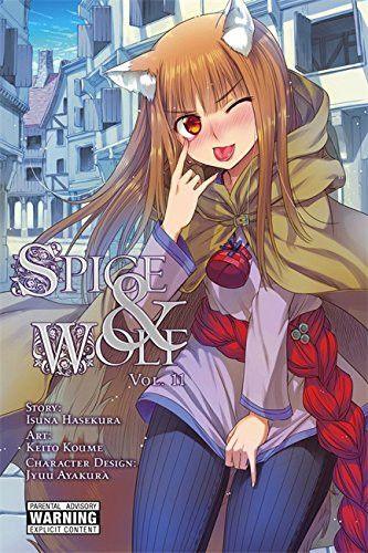 Manga Spice and Wolf Vol. 11
