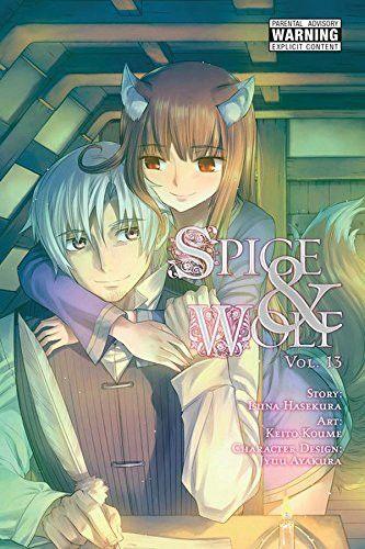 Manga Spice and Wolf Vol. 13