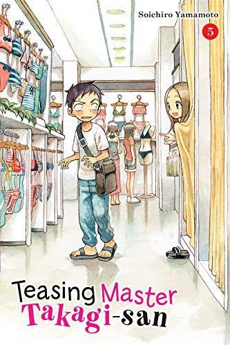Manga Teasing Master Takagi-san Vol. 5
