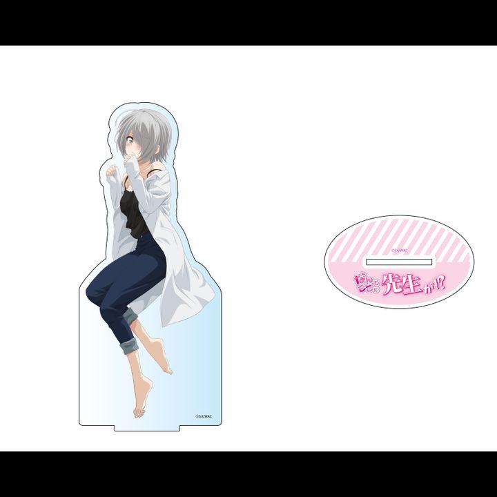 Nande Koko ni Sensei ga!? Deka Acrylic Stand Tachibana Chizuru