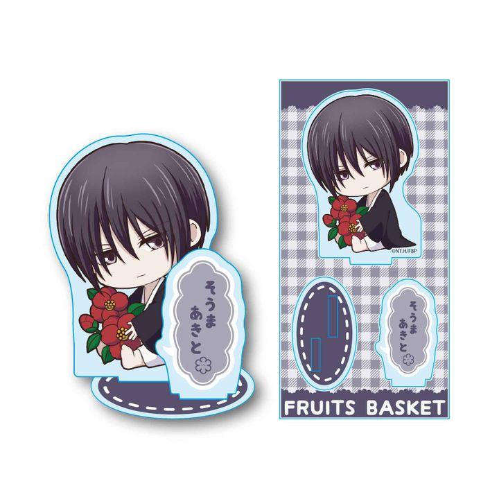 Fruits Basket GyuGyutto Acrylic Figur Soma Akito