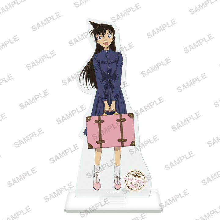 Detective Conan Acrylic Stand Figur Travel Ver. Mori Ran