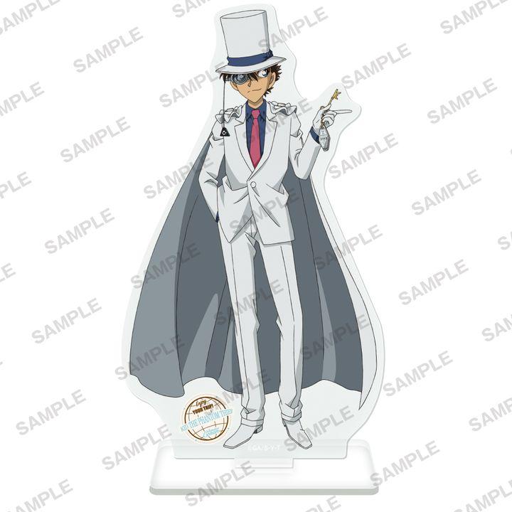 Detective Conan Acrylic Stand Figur Travel Ver. Kaito Kid